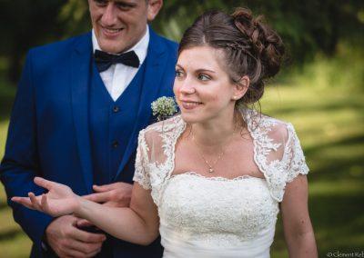 mariée photographe