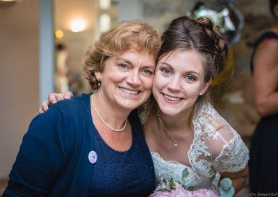 mariage mère avec fille